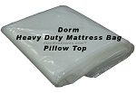Dorm Mattress Size Plastic Heavy Duty Mattress Bag