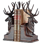 Buck Deer Bookends