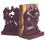 Dancing Bears Bookends