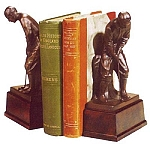 Golf Putt Bookends