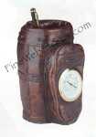 6 In Golf Bag Clock Antique Style