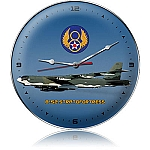 B-52 Stratofortress Metal Clock