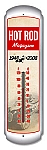 Hot Rod Magazine 60th Anniversary Metal Thermometer