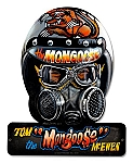 Mongoose Metal Sign