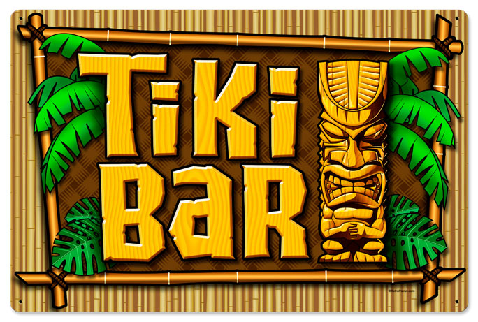 Tiki Bar Kitchen