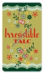 Irresistible Talc Vintage Metal Sign