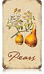 Pears Vintage Metal Sign