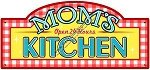 Mom's Kitchen Vintage Metal Sign