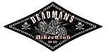 Deadman's Bike Club Metal Sign
