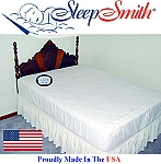 Heated Mattress Pad Olympic Queen Size With 2 Controls
