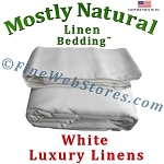 Sleeper Sofa Size White Bed Linen Sheet Set 300 Thread Count