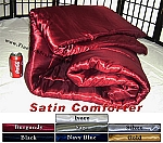 King Satin Water Bed Comforter