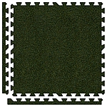 Grass Green Soft Carpet Floor Premium Tile Kit