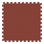 Burgundy Soft Floor Tile Kit