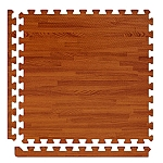 Red Oak Soft Wood Floor Tile Kit