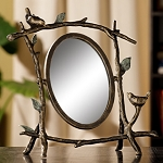 Bird And Branch Mirror