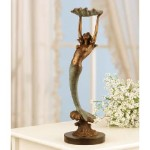 Mermaid Sphere Holder
