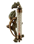 Lizard Wall Mounted Thermometer