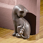Cat And Mouse Door Stop