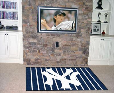New York Yankees Area Rug