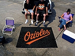 Large Baltimore Orioles Logo Area Rug