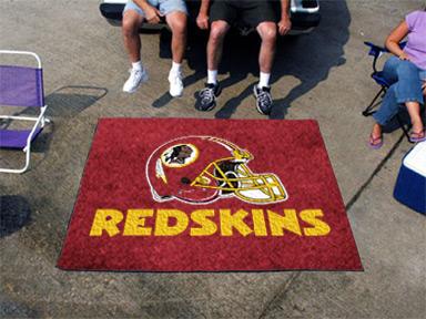 Large Washington Redskins Logo Area Rug