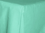 Olympic Queen Mint Green Tailored Dustruffle Bedskirt