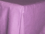Antique Violet Tailored Dustruffle Bedskirt
