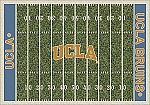 UCLA Bruins Home Field Area Rug