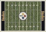 Pittsburgh Steelers Home Field Area Rug
