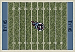 Tennessee Titans Home Field Area Rug