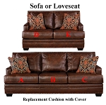 Ashley® Corvan replacement cushion cover, 6910338 sofa or 6910335 love