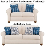 Ashley® Adderbury Bone replacement cushion cover, 1440338 sofa or 1440335 love