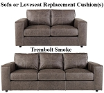 Ashley® Trembolt Smoke replacement cushion cover, 2890138 sofa or 2890135 love