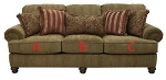Jackson®Belmont Umber 434703 Sofa or 434702 Love Seat Replacement Cushion Cover