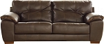 Jackson®Hudson Chocolate 439603 Sofa or 439602 Love Seat Replacement Cushion Cover