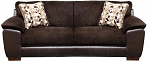 Jackson®Pinson Chocolate 439803 Sofa or 439802 Love Seat Replacement Cushion Cover