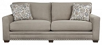 Jackson®Berryhill Taupe 454103 Sofa or 454102 Love Seat Replacement Cushion Cover