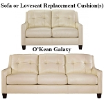 Ashley® O'Kean Galaxy replacement cushion cover, 5910238 sofa or 5910235 love