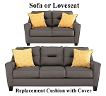 Ashley® Forsan replacement cushion cover, 6690238 sofa or 6690235 love