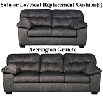 Ashley® Accrington Granite replacement cushion cover, 7050938 sofa or 7050935 love