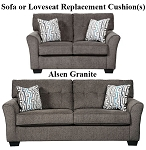 Ashley® Alsen Granite replacement cushion cover, 7390138 sofa or 7390135 love