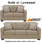 Ashley® Alenya replacement cushion cover, 1660038 sofa or 1660035 love