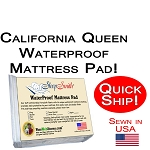 Quick Ship! California Queen Waterproof Mattress Cover