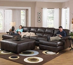 Jackson Lawson Sectional Replacement Cushion Cover 4243
