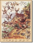 Remington Game Load Tin Sign