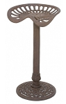 Cast Iron Tractor Seat Bar Stool