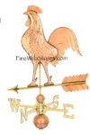 Big Rooster Weather Vane
