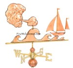 Sailors Weather Vane