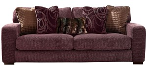 Jackson® Serena Plum 227603 Sofa or 227602 Love Seat Replacement Cushion Cover